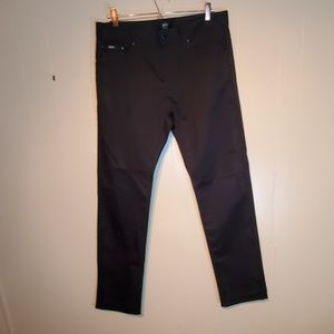 Hugo Boss Stretch Black Pants